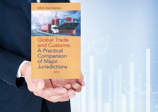 """Shibata wrote in the book """"Global Trade and Customs""""(published by IBFD). You'll find information about trade and customs around the world.."""